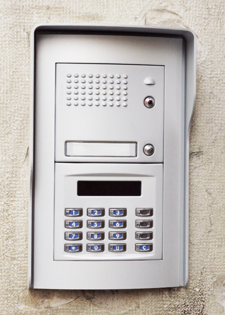 Apartment Intercom
