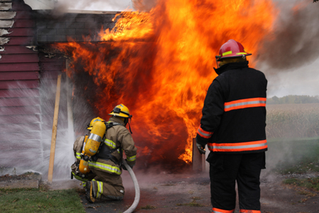 Residential Fire Alarms