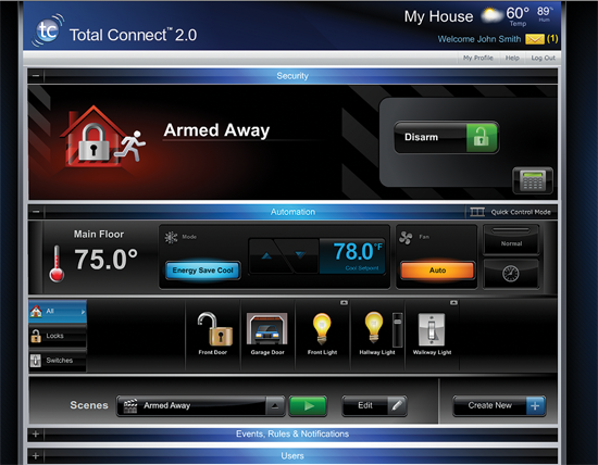 Residential Home Automation 2